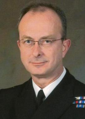 Captain David Buck