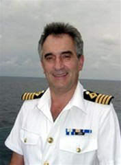 Captain Paul Kehoe