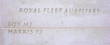 Armed Forces Mem - Foy