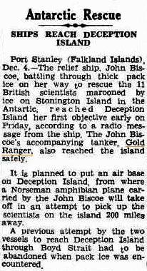 1949 Press report Kalgoorie Miner Gold Ranger