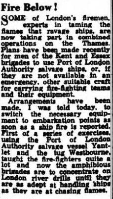Press Cutting 10 8 48 RFA Mollusc Yantlett