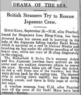 Press Cutting 15 9 1930 Scotsman