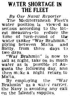 Times of Malta 13 Sept 1947