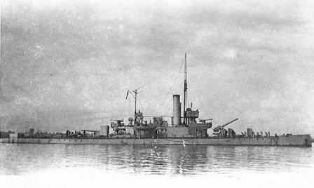 HMS Cockchafer