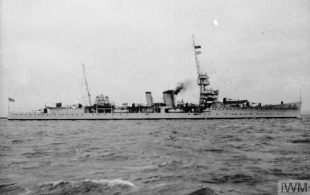 HMS DESPATCH