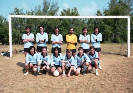 Stromness Football Team 1979