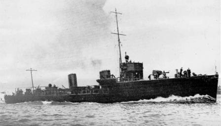 HMS Christopher
