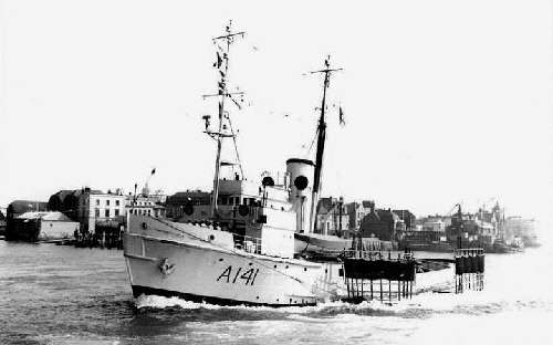 RFA Antic