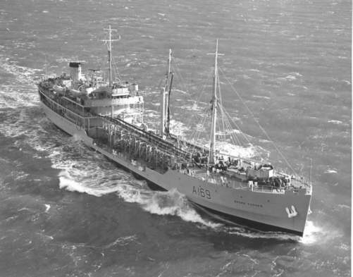 RFA Brown Ranger