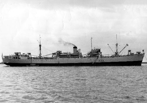 RFA Fort Langley