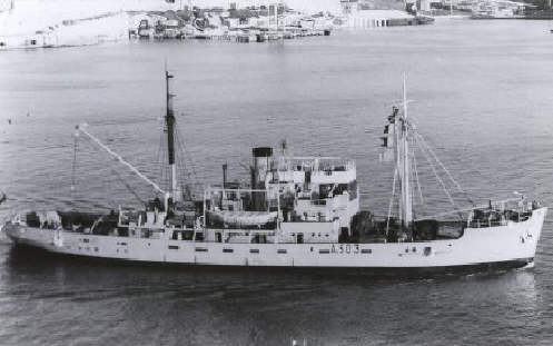 RFA Sea Salvor