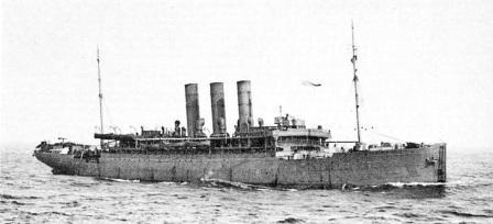 HMS Columbella AMC