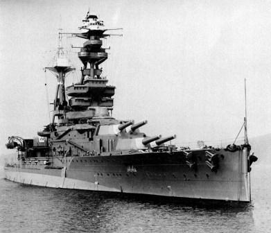 HMS Royal Oak 08