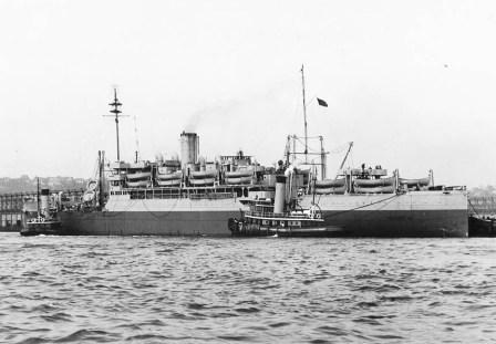 USS Chateau Thierry