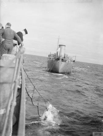 Stern RAS Dingledale and Hermonie 30 Jan 1942