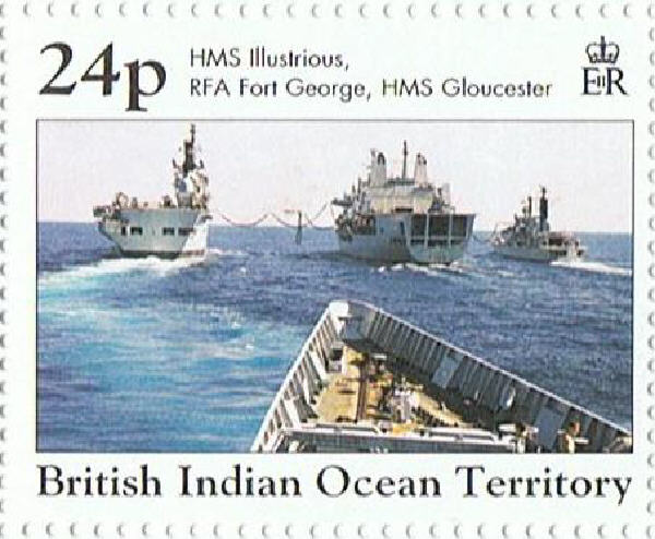 Fort_George_STamp
