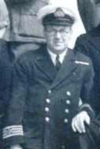Chief Engineer Officer G C Dunning RFA