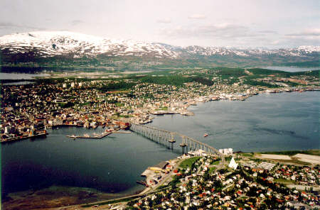 Tromso and that bridge