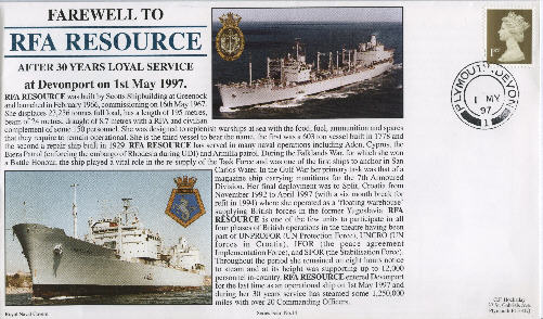 RFA_Resource_May_1997
