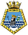 RFA Wave Monarch Unofficial Crest