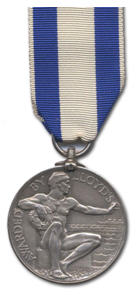 Lloyds War Medal for Bravery at Sea
