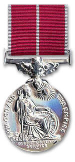 British Empire Medal Military