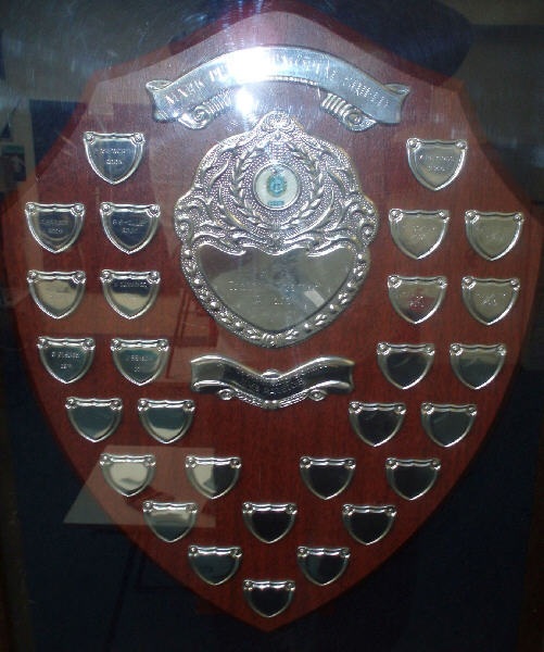 Mark Petrie Memorial Shield