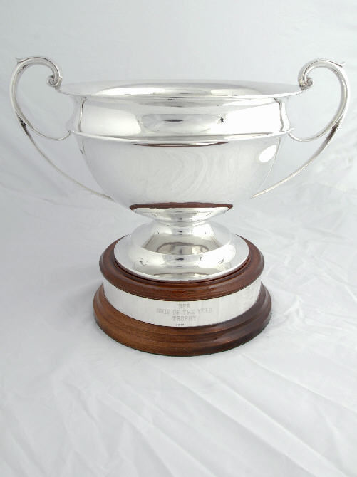 RFA Ship of the Year Trophy